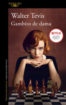 Book Cover: Gambito de dama