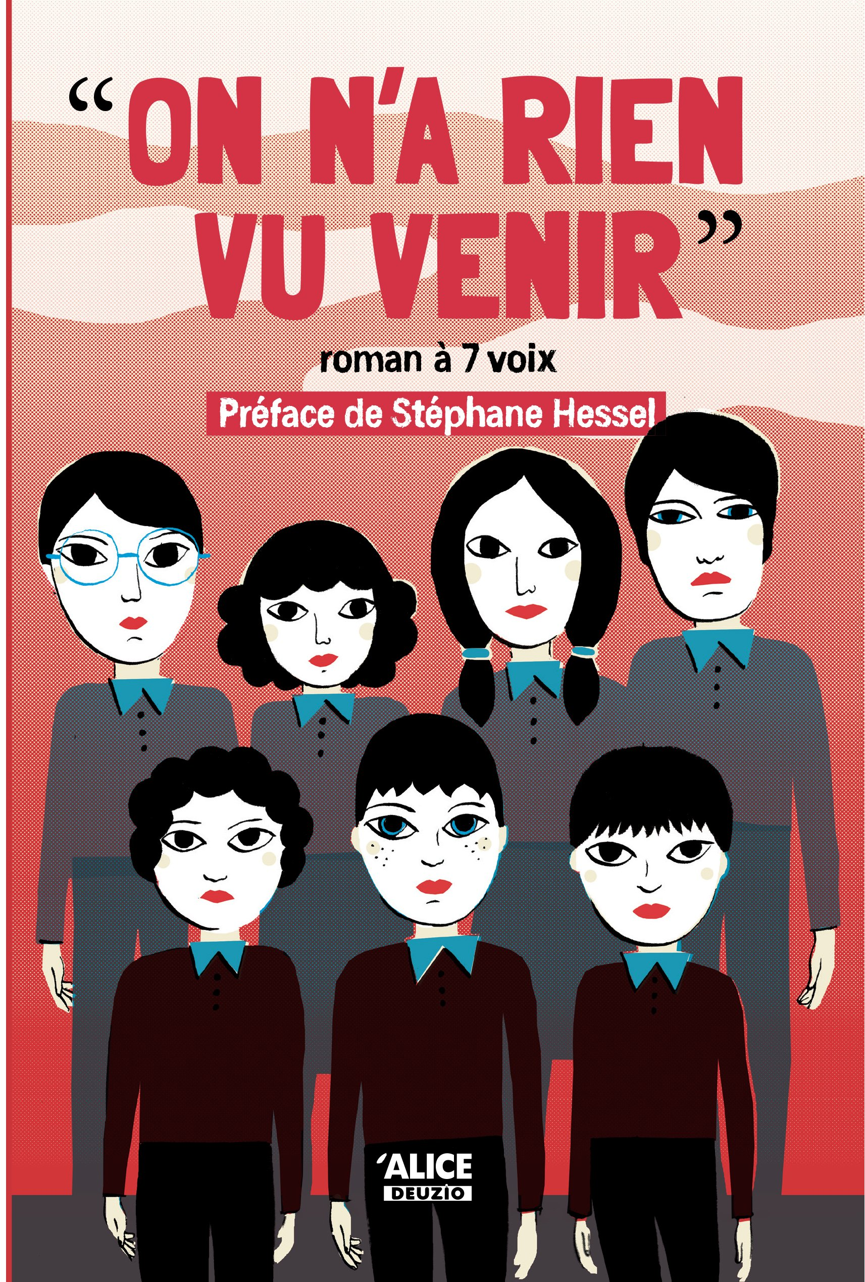 We Seen Nothing Coming: Roman à 7 Voices